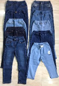 Kids Girls Jeggings and Denims Brand - ROOKIROO (Original)