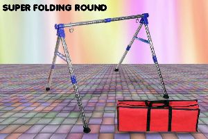 Ss Folding Cradle