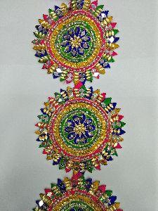Gola Multi Colour Lace