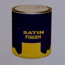 Satin Finish Paint