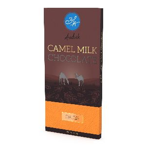 Camel Milk Chocolate - Dates 50g
