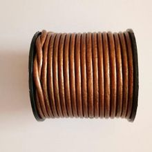 Leather Round Cords