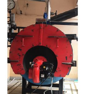 Disel Fire IBR Steam Boiler