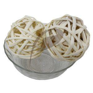 Dried Kambu Ball Bleach Bulk Poly Packet Potpourri