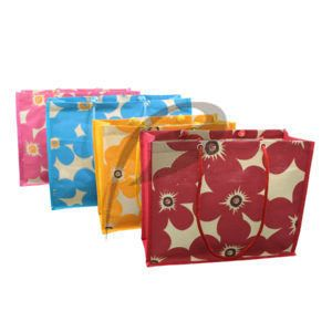 Pp Laminated Juco Bag With Cotton Rope Handle