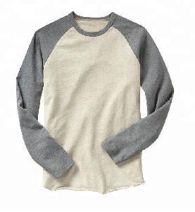 Baseball Sleeve T Shirt