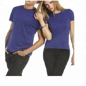Cotton Custom Couple T Shirts