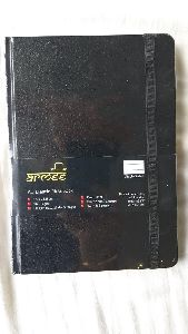 A5 elastic notebook armee special
