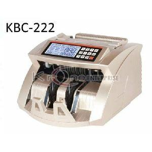 Kbc-222 Currency Counting Machine