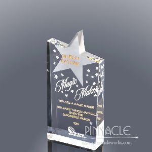 Magic Maker Crystal Star Award