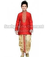 Boys Silk Dhoti