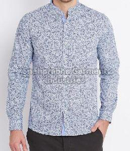 Mens Printed Casual Shirts