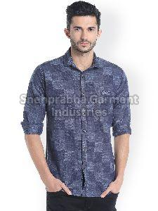 Mens Regular Fit Casual Shirts