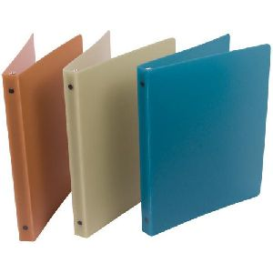 Colored Pvc File Folders