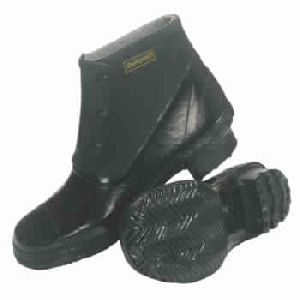 Rubber Ankle Boot