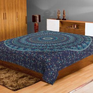Hippie Tapestry Mandala 85100 Inch Tapestry Bed sheet Bohemian Tapestry