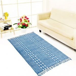Indian Handmade Rug for Living Room,Bedroom