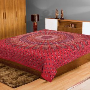 Indian Traditional Mandala bedsheets