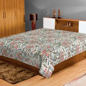 Handmade Vintage Cotton Kantha Quilt