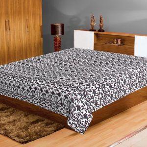 Jaipur Textile Hub Handmade Vintage Cotton Kantha Quilt Gudri Bed Cover SGG-49