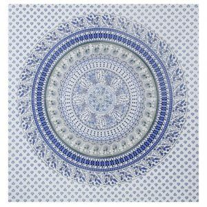 Mandala Tapestry 85100 Inch Bohemian Tapestry Hippie Tapestry bed sheet