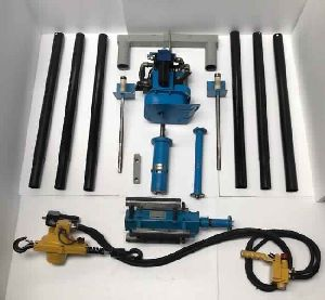Chris Marine Grinding Machine