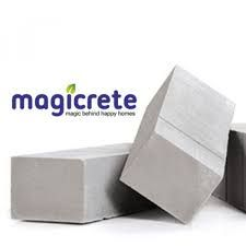 Magicrete AAC Blocks