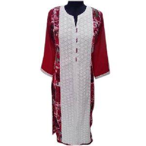 Ladies Designer Full Sleeve Kurti