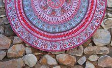 Boho Mandala Blanket