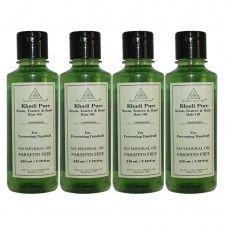 Khadi Pure Herbal Neem, Teatree And Basil Hair Oil