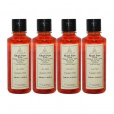 Khadi Pure Herbal Orange And Lemongrass Massage Oil