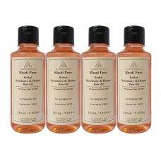 Khadi Pure Herbal Rosemary And Henna Hair Oil