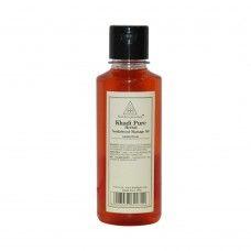 Khadi Pure Herbal Sandalwood Massage Oil