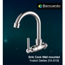 ABS Faucets - Sink Cock Swan Neck-FA