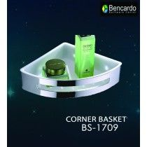 Bathroom Accessory - Corner Basket