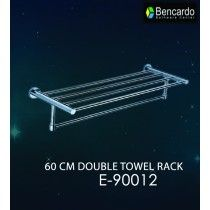 Bathroom Accessory - Double Towel Rack