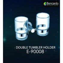 Bathroom Accessory - Double Tumbler Holder