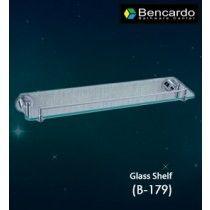 Bathroom Accessory - Glass Shelf