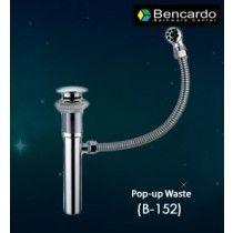 Bathroom Accessory - Pop-Up-Waste