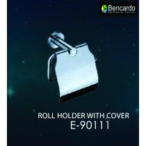 Bathroom Accessory - Roll Holder With Cover