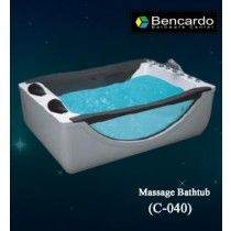 Bathtub- Massage Bathtub