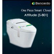Siphonic One Piece Smart Closet