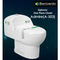 Siphonic One Piece Toilet A-503