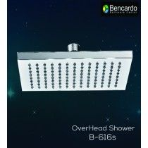 Square ABS Rain Shower 10 Inch