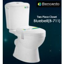 Wash Down Two Piece Toilet