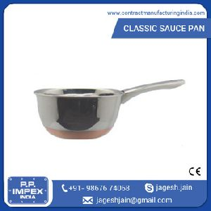 Cookware Stainless Steel Heavy Duty Sauce Pan