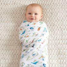 Baby Swaddle Blanket Muslin Wrap