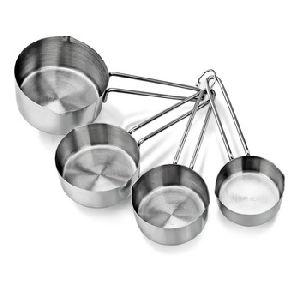 Saanvi Creations Stainless Steel Measuring Cup