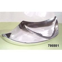 Home Decoration Table Decoration Aluminium Metal Candy Dish