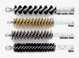 Nylon Brush Stainless Steel Brush Brass Brush